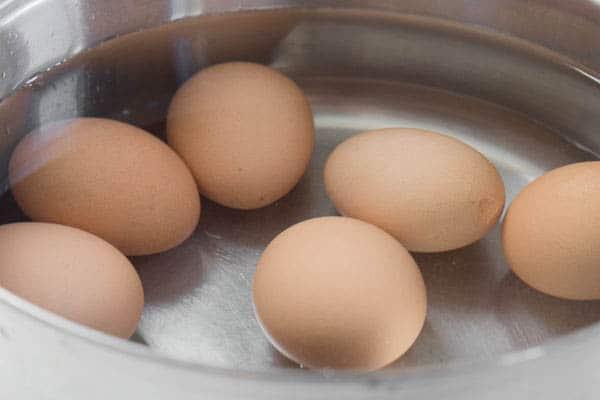 ¿Cómo cocer un huevo a la perfección?
