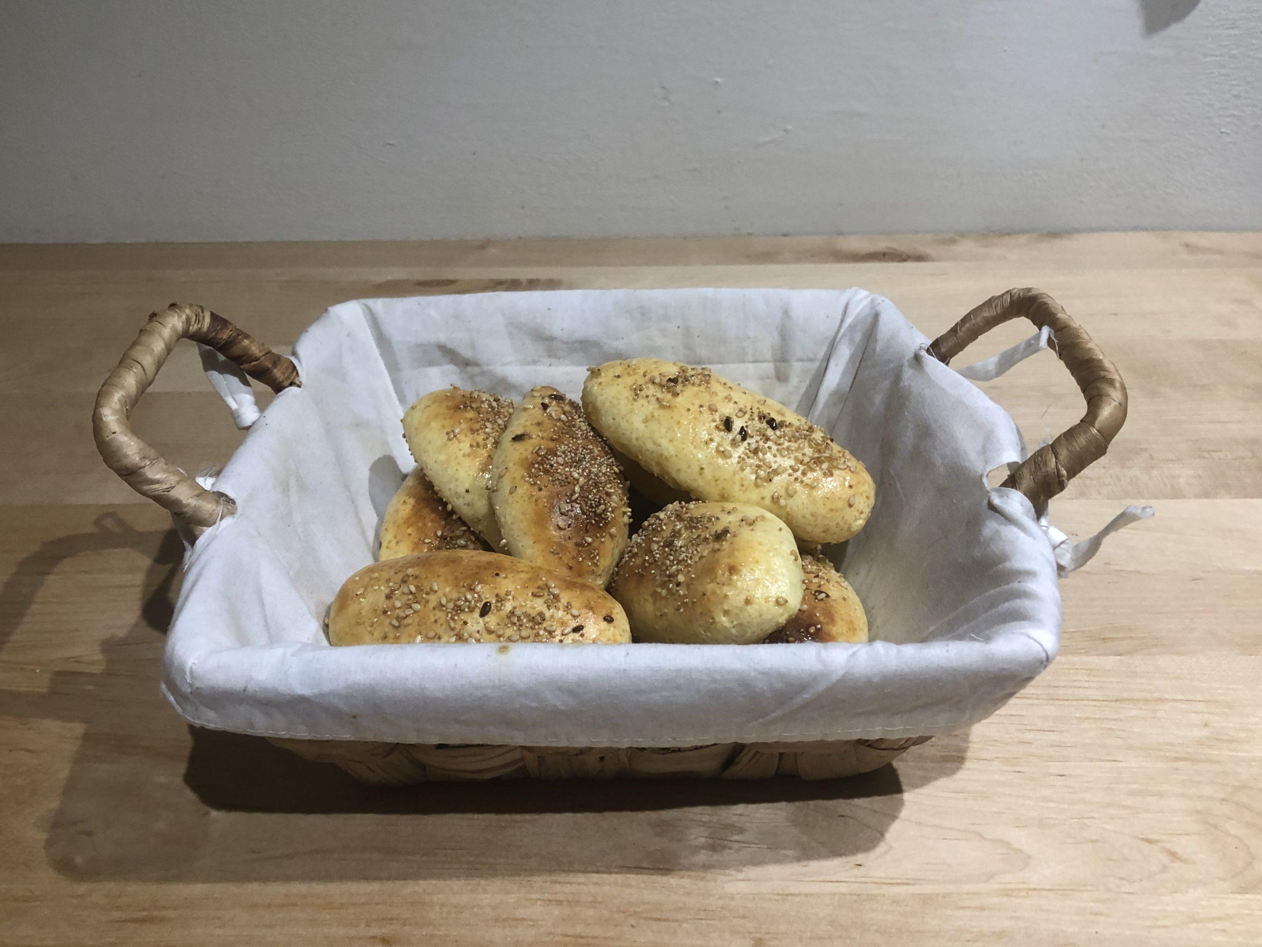 Pan proteico de leche (sin harinas)
