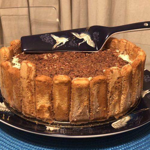 Deliciosa Torta Helada